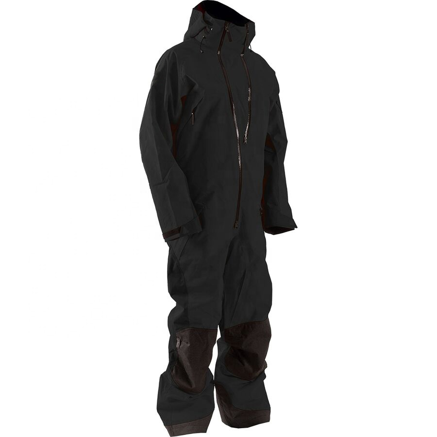 Winter outdoor one piece ski wear men's snow suit for skiing, snowboarding,snowmobile