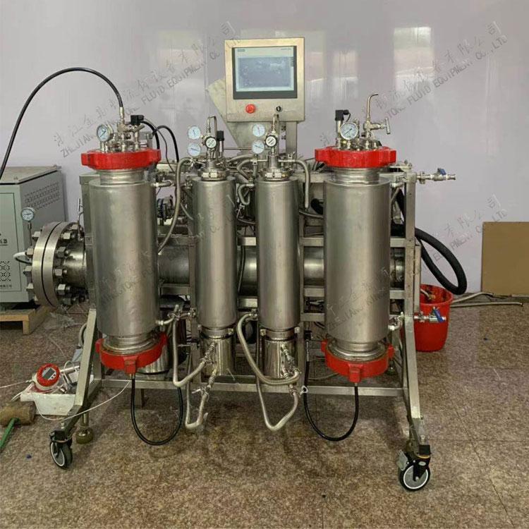 Supercritical CO2 fluid extraction machine botanical extraction equipmen herbal extractor co2 supercritical extraction