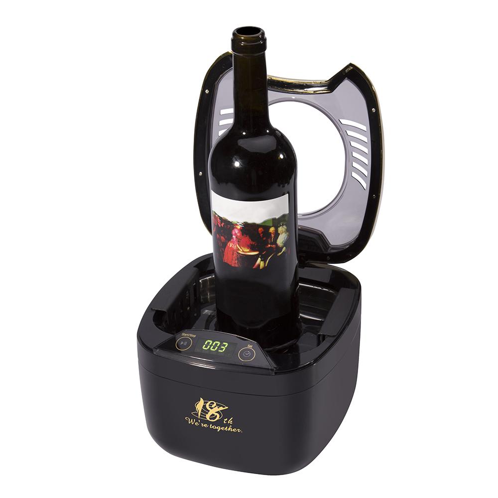 Ультразвуковой графин для вина и аэратор для вина, Быстрый аэратор за 3-5 минут
