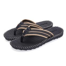 Wholesale New Design high quality shoes Slippers Comfortable V-Shape beach Flip Flops for men