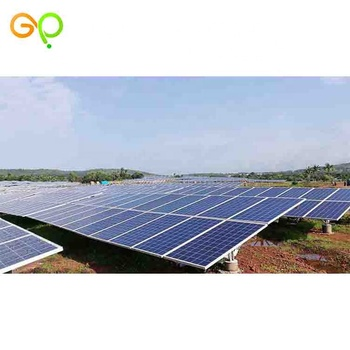 High Efficiency Cost-Effective Customized Industrial Solar Energy
