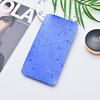Colored diamonds (sapphire blue fishnet stockings)