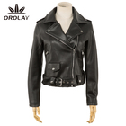 New design Leather Jacket Women Stylish Leather Jackets For Ladies