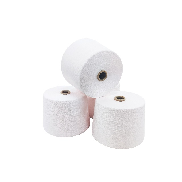 100% viscose Ne60/2 TFO weaving yarn