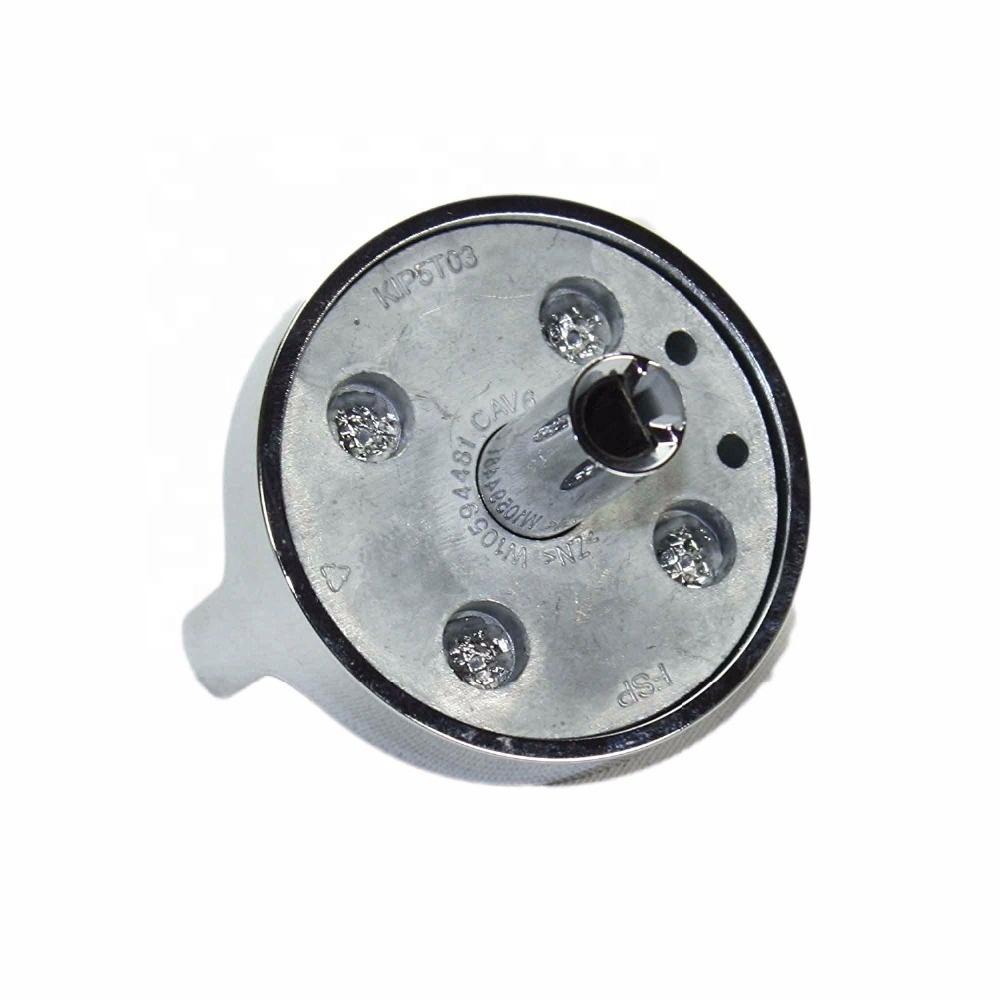Range Surface Electric Burner Parts Knob W10594481