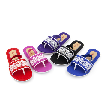 Kids House Shoes Slippers Custom House Slippers PVC Children's Slippers
