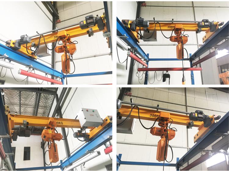 DRS modular Single Girder Overhead Crane