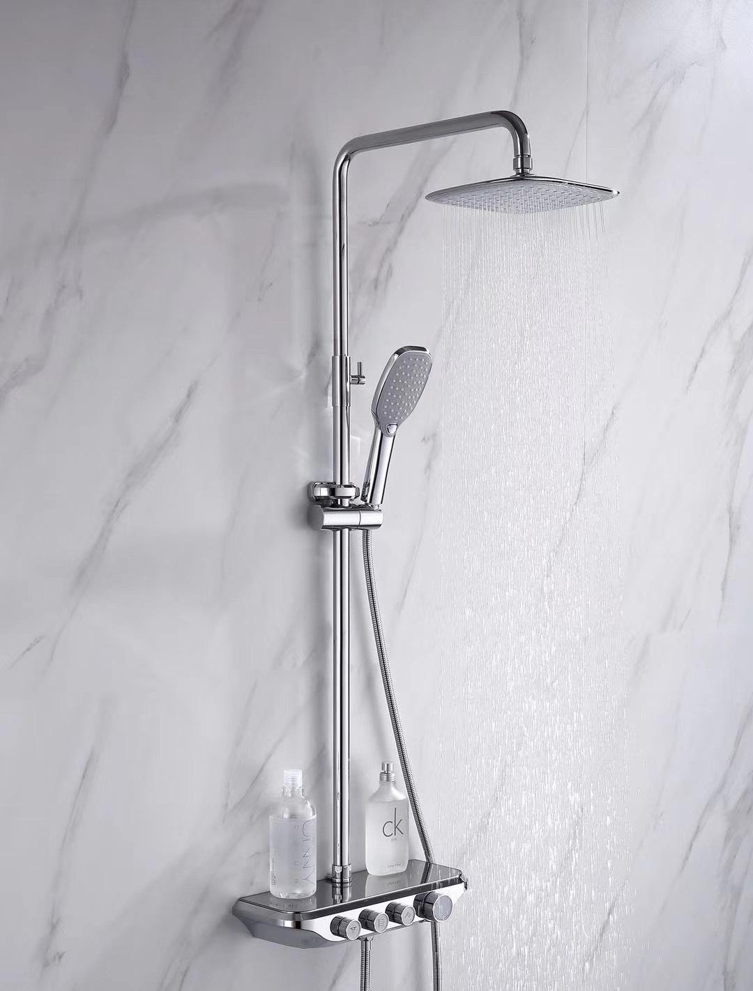 G671 китайский поставщик, набор для ванны и душа, смеситель для ванной комнаты, набор для Дождевого душа