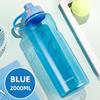 2000ml Bleu