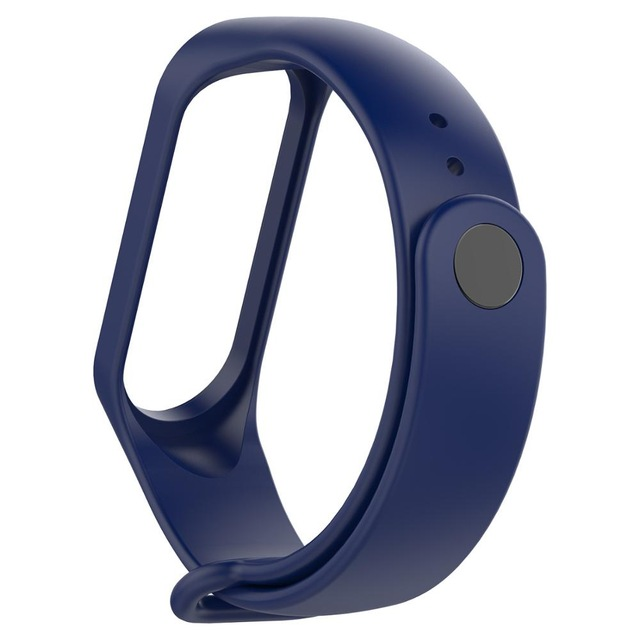 Colorful Wrist Strap Bracelet Replacement for Miband 4 Xiaomi Mi Band 4 Wristbands