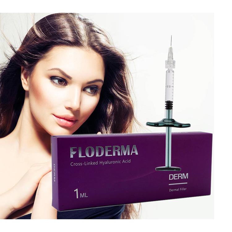 cross-linked ha dermal filler medical grade hyaluronic acid filler for facial lines