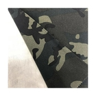 Shirt Spring Summer Camouflage Fabric Stretch Draping Anti Wrinkle Wide Leg Pants Dress T Shirt