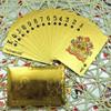 UK Pound Gold Foil Poker