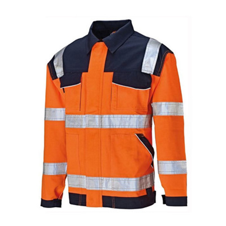 Waterproof Winter Insulated Road Construction High Visibility Reflective Safety Clothing - KingCare | KingCare.net