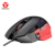 Fantech X11 Daredevil pro-gaming wired mouse avago sensor macro programmable LED RGB software included  20g acceleration best
