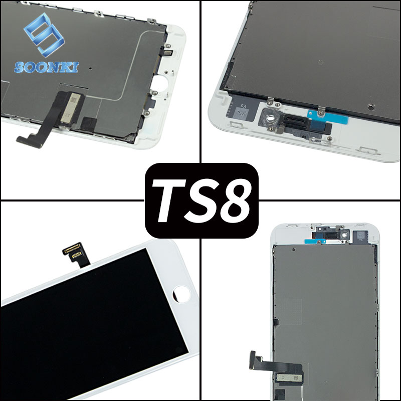 Оптовая продажа, мобильный телефон, 7g, ЖК-дисплей для iphone, ЖК-экран для iphone 7, 8, 7plus, 8plus, дисплей, дигитайзер