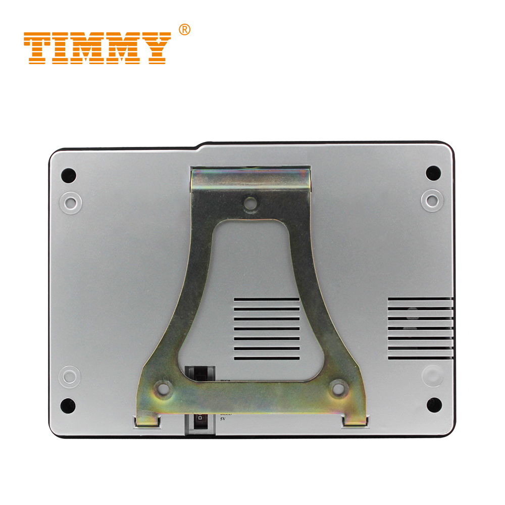 TIMMY TM60 Cloud Software Backup Battery Biometric Fingerprint Time Attendance With SDK