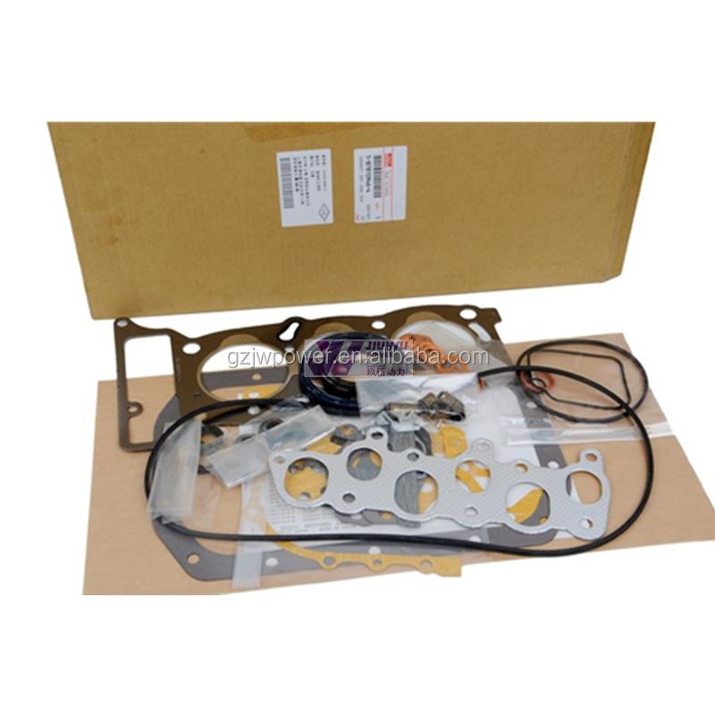 COMPLETE ENGINE OVERHAUL GASKET KIT FOR ZX200-3 4HK1 5-87815345-1 5-87817248-0