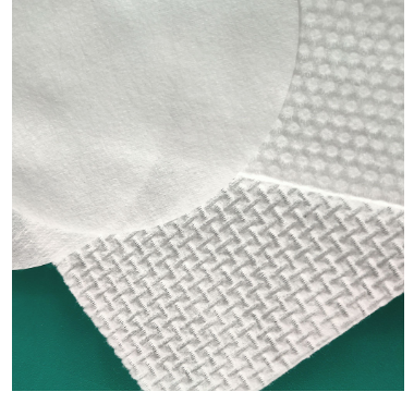 high strength hydrophobic spunlace nonwoven fabric rolls for packing bags raw material
