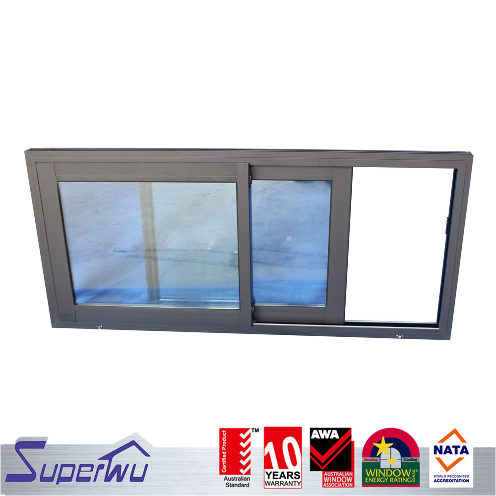 Sliding patio windows commercial glass windows heavy duty best quality factory directly cheap price supply
