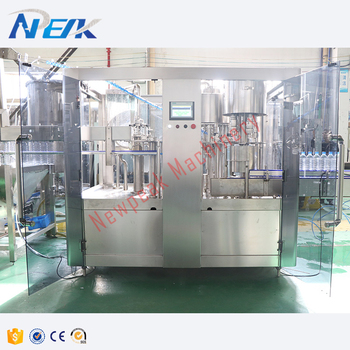 NEWPEAK automatic water treatment filling machinery and equipment for mineral water plant
