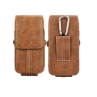 Case Holster PU Leather Belt Clip Mobile Cell Pouch Wallet Case Phone Holster Bag For Men