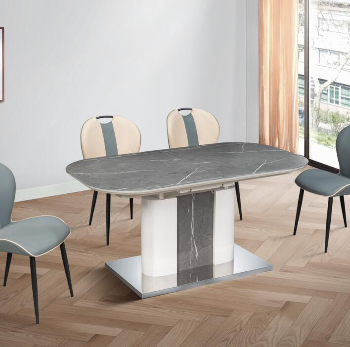 Top Quality Home Used Modern Extendable Dining Table Mdf Dining Table For Sale Buy Mdf Dining Table Extendable Dining Table Modern Dining Tables Product On Alibaba Com