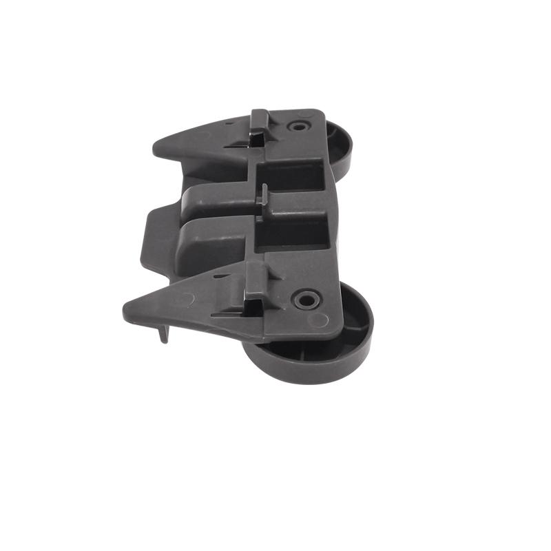 Нижняя подставка для посуды W10195416, 4 шт., колесо в сборе от PartsBroz для гидромассажных посудомоечных машин-заменяет AP5983730 W10195416V PS11722152