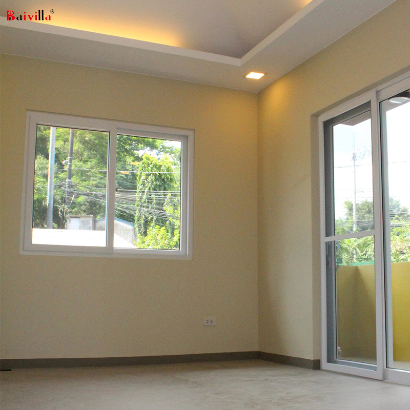 Foshan, оптовая продажа, современный дом, раздвижные окна и двери, алюминиевое стекло, окно с поворотными замками в Индонезии
