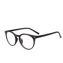 Модные очки с защитой от Голубых лучей, компьютерные очки для женщин и мужчин, прозрачные оптические очки в стиле ретро, прозрачные круглые ...(Китай)