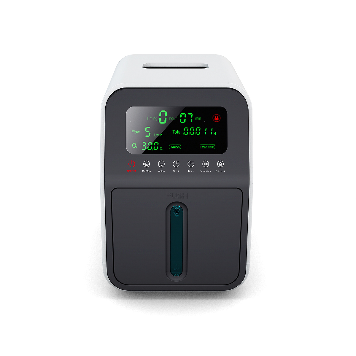 Factory Price 1L 5L High Concentrator Portable Home Use Oxygen Concentrator 15 lpm - KingCare | KingCare.net