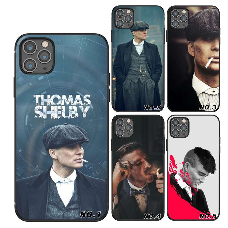 Sharp Visors Coque Peaky Blinders Pattern Soft Phone Case For Iphone 8 7 6 6s Plus Xr Xs Max11 11pro 11pro Max Case - Buy Sharp Visors Coque Peaky ...