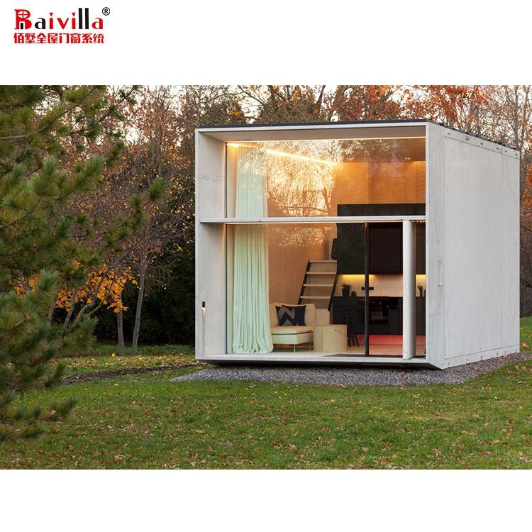 2021 новый дизайн, алюминиевый профиль, контейнер, стеклянные дома