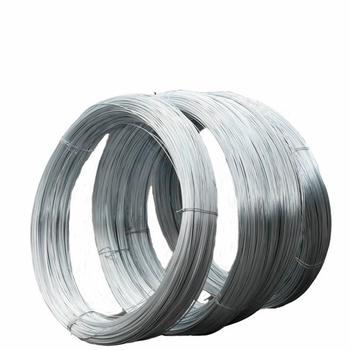 Electro/Hot/Pvc Galvanized Iron Wire Construction With Preferential Price