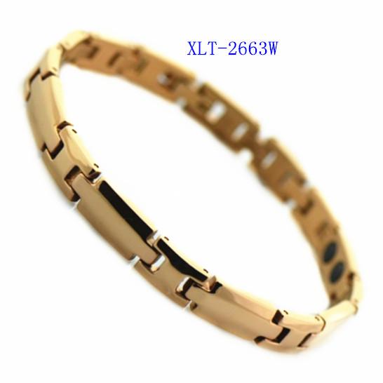 Очаровательный дизайнерский женский браслет из нержавеющей стали горячая распродажа