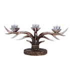 Nordic American Style Creative Design Decorative Art Living Room Set of 3 Table Top Candle Holder For Home Decor