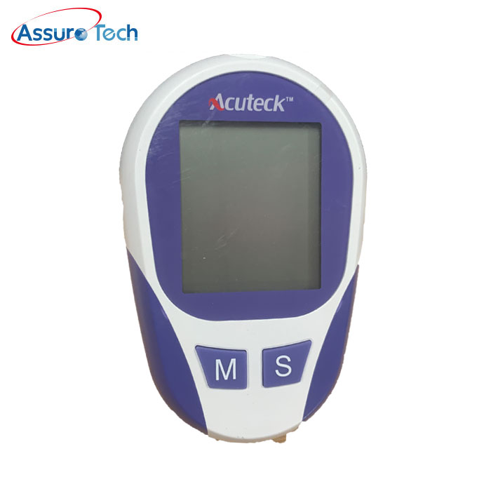 Assure Blood Glucose Test Strips Diabetes Meter Home Blood Analyzer