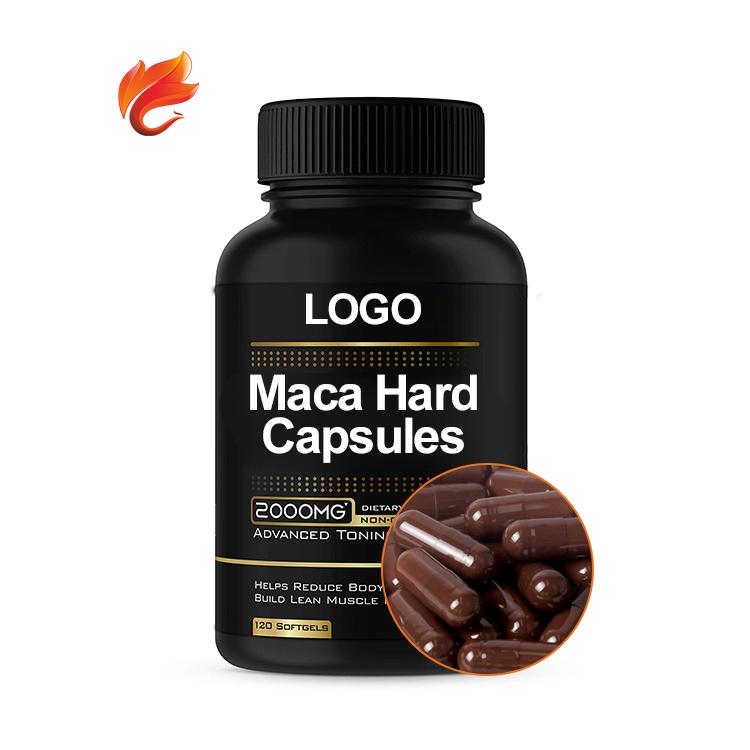 Ashwagandha Epimedium tongkat ali Root Extract Powder Capsules Pills dick Enlargement tablets Hard Capsules