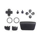 Solid Replacement Key Button Kit Set For Ps5 Wireless Game Controller Parts