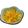 Yellow crytsal gem
