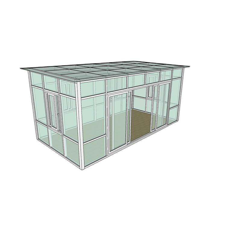 Flat Or Slant Veranda Roof Porch Modern Veranda Design New Extension Veranda Kit Buy Roof Porch Sunroom Roof Conservatory Roof Product On Alibaba Com