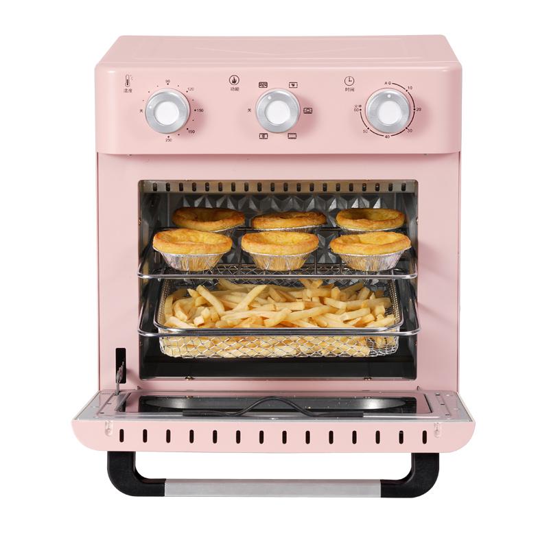Posida 1200W 16L аэрофритюрница для приготовления блюд без электрическая духовка/аэрофритюрница для приготовления блюд с многофункциональный портативный воздушный микроволновая печь