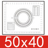 500*400*0,4mm negro