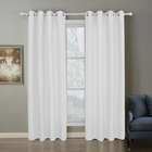Professionally provided to 5 Star Hotel Linen Window Valance Curtain