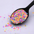 Decorative Glitter Bulk Billie Style Mini Bulk Craft Festival X'mas Party Christmas Halloween Colorful Neon Hexagon Mix Decorative Glitter