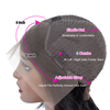 4*13 Lace Front wig
