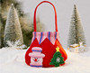 Hollowed-out gift Bag - Snowman