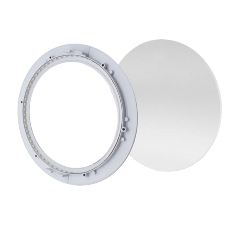 China factory made low price of led downlight ip44 slim panel round ultra ceiling light 3w