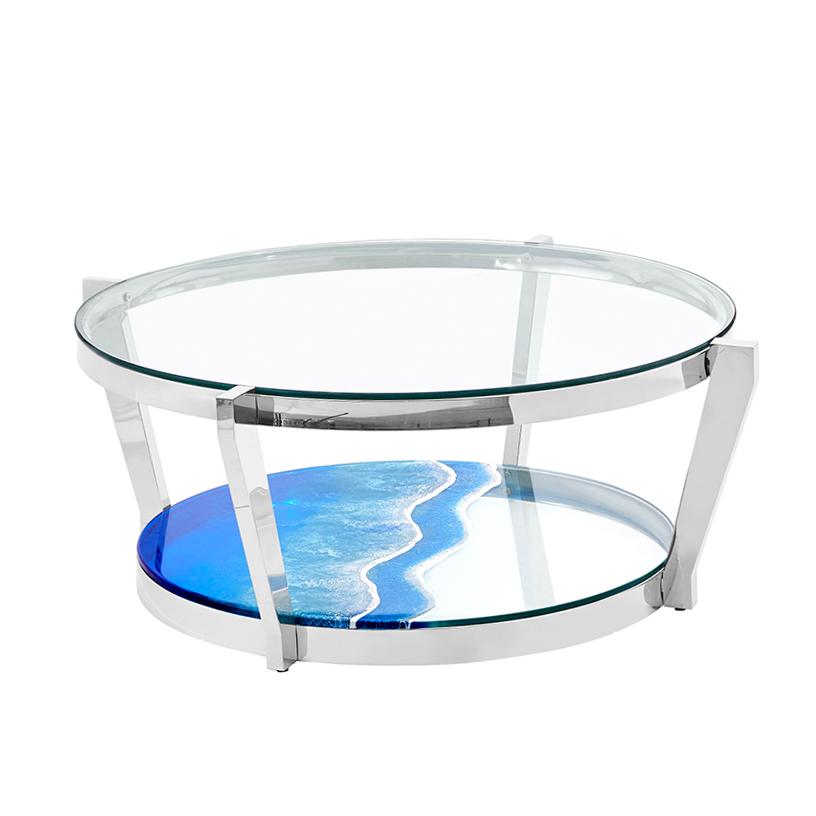 Glass Stainless Steel Tea Table Black Mdf White Fiberglass Coffee Luxury Rectangular Outdoor Indoor Convert Dining Buy Tables