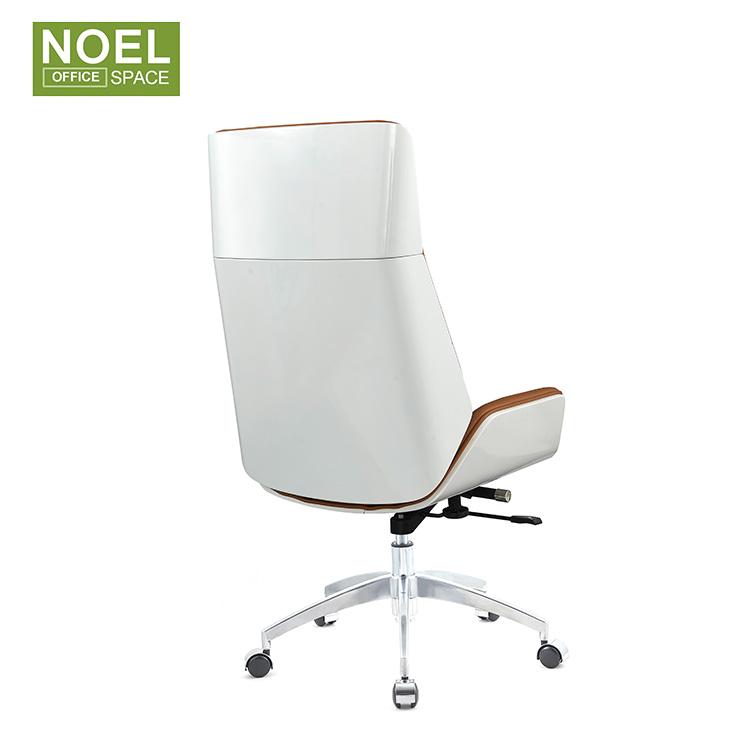 Новое поступление, эргономичные роскошные кресла руководителя из искусственной кожи